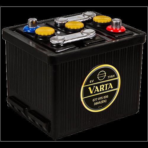 VARTA Classic 77Ah 077 015 036